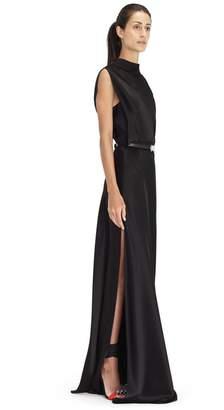 Lanvin Long Slit Dress
