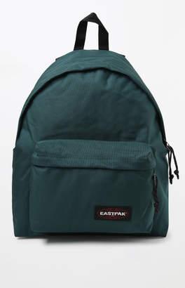 Eastpak Green Padded Pak'r Backpack