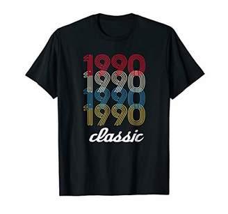 28th Birthday Gift Classic Vintage 1990 T-Shirt Men Women