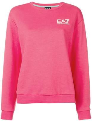 Emporio Armani Ea7 classic logo sweater