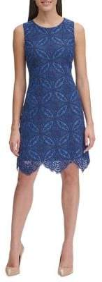 Tommy Hilfiger Medalliion Lace Dress