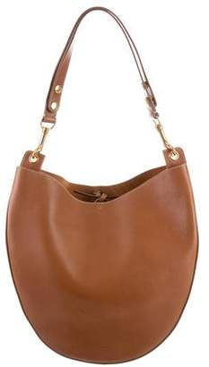 Celine Natural Calfskin Small Hobo