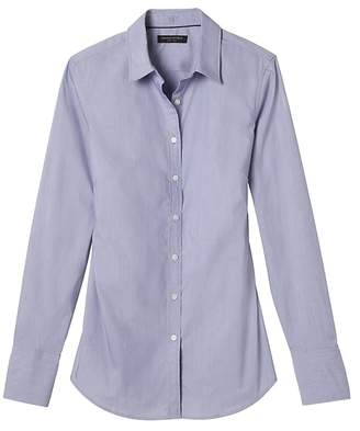 Banana Republic Riley Tailored-Fit Solid Shirt
