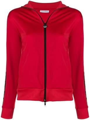 10616d575bff ... Chiara Ferragni winking eye lightweight jacket