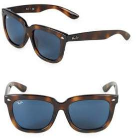 Ray-Ban 57MM Square Wayfarer Sunglasses