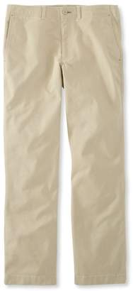 L.L. Bean L.L.Bean Stretch Chinos, Standard Fit