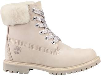 Timberland Icon Dyed Shearling Waterproof Leather Boots