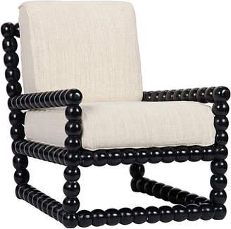 Noir Lorde Lounge Chair