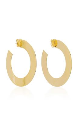 Jack Vartanian Riviera Side Hoop Earrings