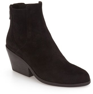 Eileen Fisher 'Peer' Bootie (Women) $285 thestylecure.com
