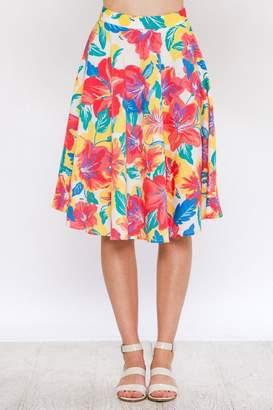 Flying Tomato Spring Colors Skirt