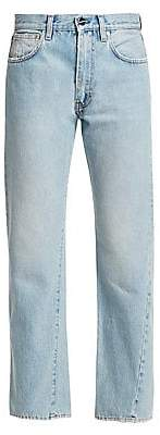 Totême Women's Five-Pocket Cotton Jeans