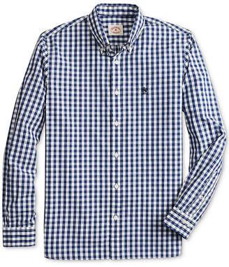 Brooks Brothers Men Gingham Shirt