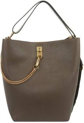 Givenchy Leather GV Bucket Bag