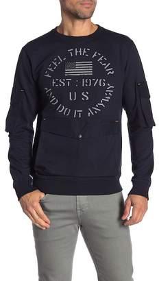 Soul Star Kangaroo Pouch Sweatshirt
