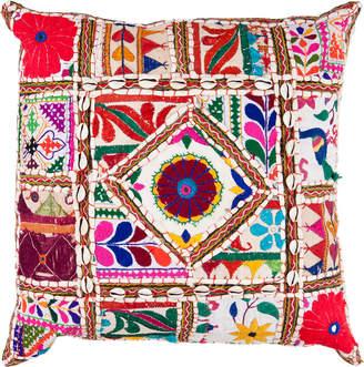 Surya Karma Throw Pillow