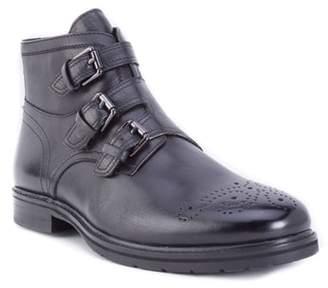 Robert Graham Malden Three Buckle Boot