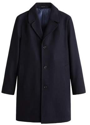 Mango Man MANGO MAN Wool tailored coat