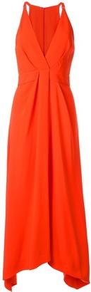 Dion Lee suspended loop dress