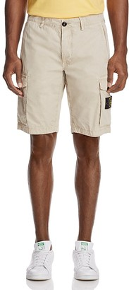 Stone Island Regular Fit Cargo Shorts $225 thestylecure.com