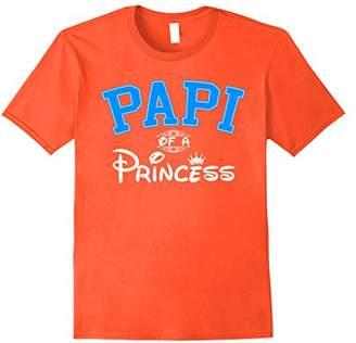 Papi Of A Princess Christmas Shirt