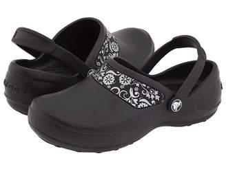 Crocs Mercy Work Women's Clog Shoes