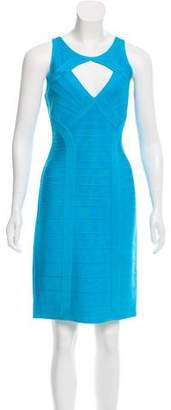 Herve Leger Abbeygail Bandage Dress