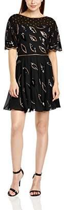 Virgos Lounge Women's Gia Short Sleeve Dress