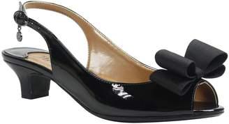 J. Renee Low Heel Slingback Pumps - Landan