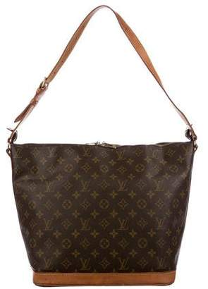 Louis Vuitton Monogram Amfar Three Vanity Bag
