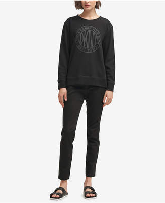 DKNY Logo Sweatshirt, Created for Macy's