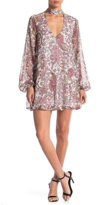 Show Me Your Mumu Josephine Bell Mini Dress