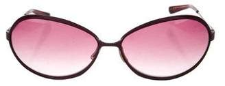 Paul Smith Oval Tinted Sunglasses