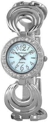 Excellanc Women's Quartz Watch 180323500028 with Metal Strap
