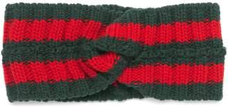 Gucci Wool Web headband