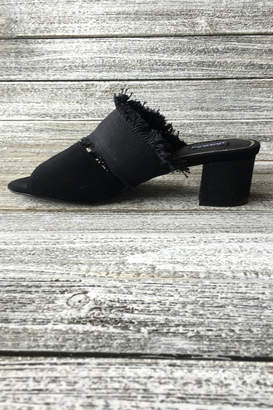 Jaggar Footwear Acme Block Heel