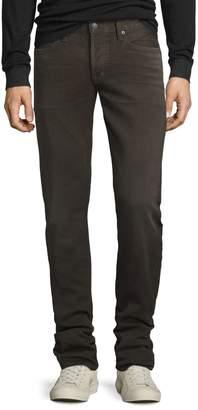 Tom Ford Five-Pocket Corduroy Pants, Brown