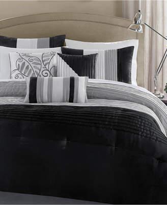 Madison Park Amherst 6-Pc. King/California King Duvet Cover Set Bedding