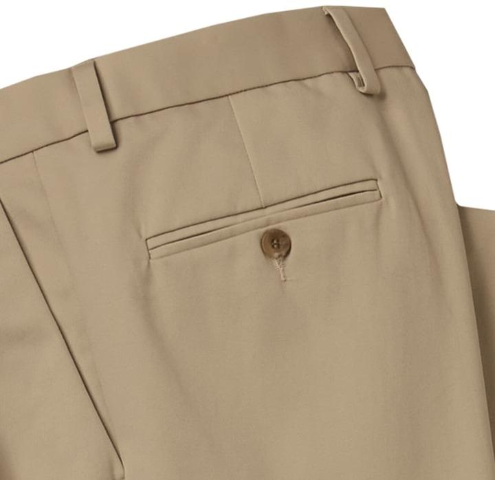 Dockers D3 Classic-Fit Signature Khaki Pleated Pants