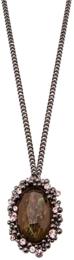Roberto Cavalli pendant necklace