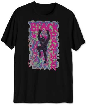 Hybrid Black Panther Men's Graphic T-Shirt