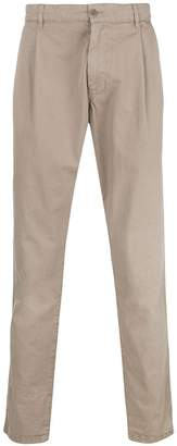 Aspesi straight-leg chino trousers