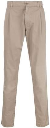 Aspesi straight-leg chino trousers