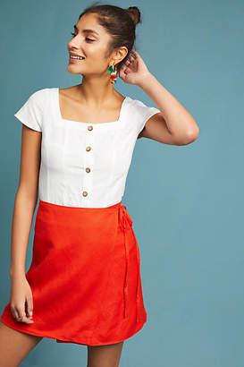 Capulet Holly Mini Wrap Skirt