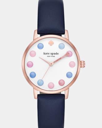 Kate Spade Metro Blue Analogue Watch