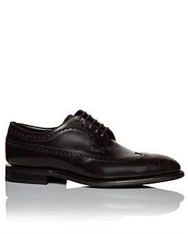 Church's Footwear Portmore Calf Derby W/ Wing Tip Brogue W/ Rubber Sole