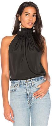 AQ/AQ Carin Top in Black $115 thestylecure.com