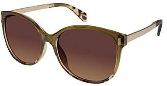 Elie Tahari Women's Th657 Olts Cateye Sunglasses
