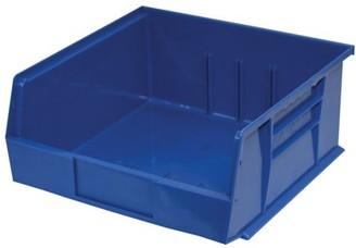 """StorageMax Storage Max Case of Stackable Blue Bins, 11"""" x 11"""" x 5"""" (6 bins)"""