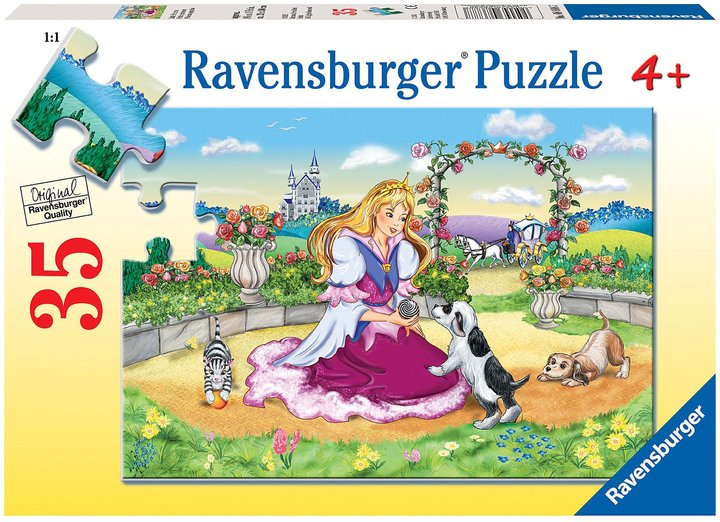 Ravensburger Little Princess Puzzle (35 pc)